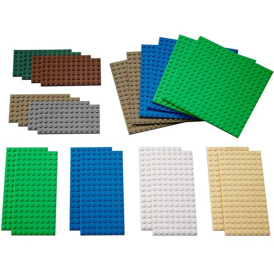 LEGO Small Building Plates. Code: 731701