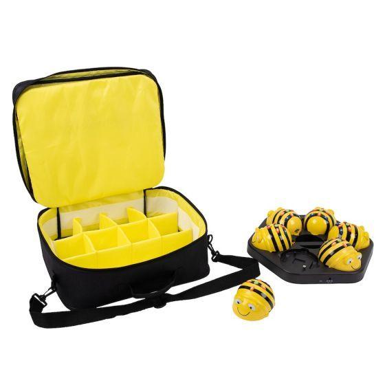 Bundle 6 Bee Bots and Hive Storage Bag