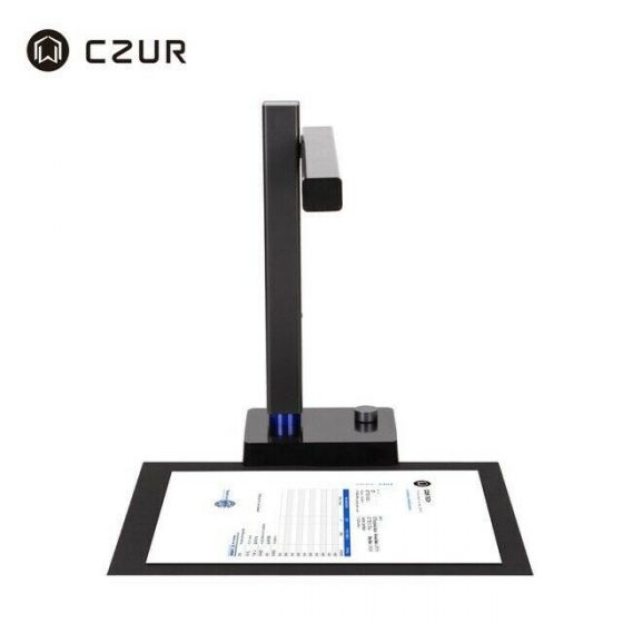 CZUR Shine 800 Pro Portable Document Camera and A4 Document Scanner for MacOS and Windows