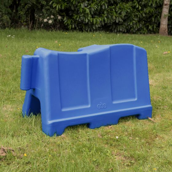 TTS Group UK School Playground Barriers Blue 15 Pack PE02451