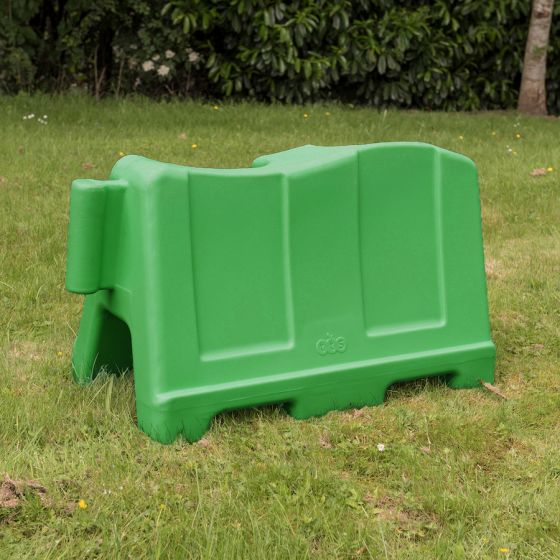 TTS Group UK School Playground Barriers Green 15 Pack PE02454