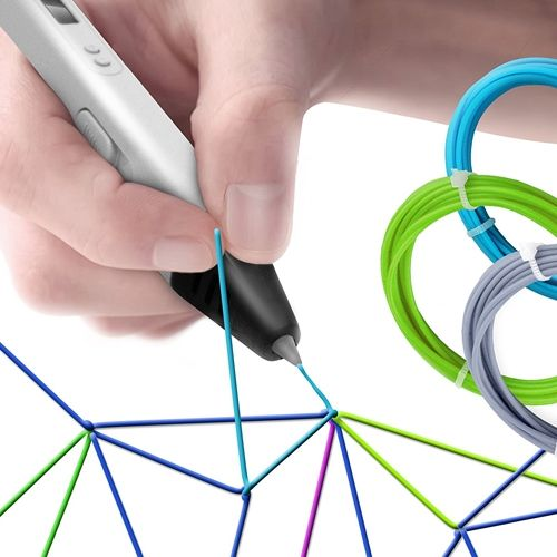 RP800A Professional 3D Printing Pen with OLED Display