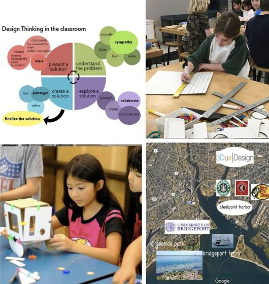 3DuxDesign 6 Week Program Architecture and Urban Planning After School Curriculum