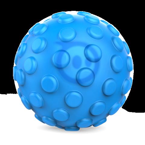 Sphero Nubby Cover - Blue