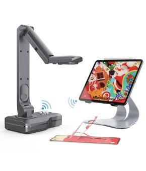JoyUsing V500-W  Wireless Document Camera. WiFi.  HDMI & USB & VGA