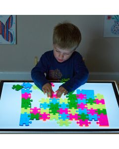 Lightbox Acrylic Jigsaw 56pcs. Product Code: EY07285