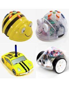 Robot Bundle. Bundle of Bee-Bot, Blue-Bot, Pro-Bot and Ino-Bot