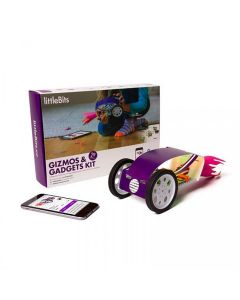 LittleBits Gizmos & Gadgets Kit 2nd Edition. RB-Lbs-18