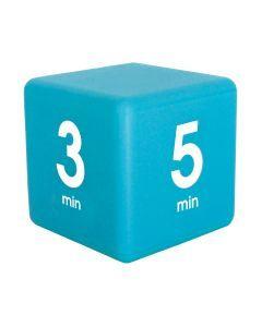 Datexx Time Cube 1-3-5-7 Minute Preset Timer- Blue  (DF-35)