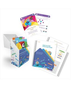 Canadian Code to Learn Lesson Library (1 Year) - Codey Rocky Digital curriculum.  MAK180-P
