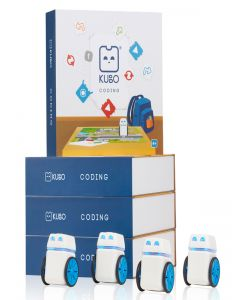 KUBO Coding and Coding++ 4 Pack Bundle