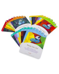 Dash Challenge Cards. DSH025-P