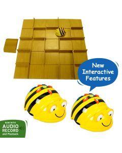 Bundle 2 Bee-Bot Floor Robot and Changeable Maze