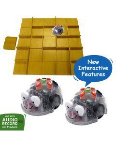 Bundle 2 Blue-Bot  Floor Robot and Changeable Maze