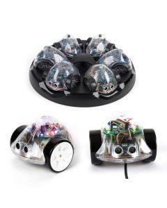 6 Ino-Bot Floor Robot + Docking Station   Class Pack