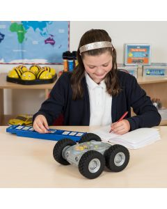 Tactile Reader Bundle with Rugged Robot