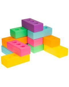 Light Up Glow Construction Bricks. Product Code: 708-EY10970