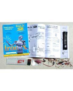 Kidder Tronix Lab 2: Basic Digital Concepts and Op Amps Lab Kit