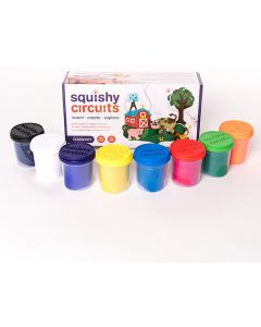 Kidder Squishy Circuits Dough Kit SQ98357