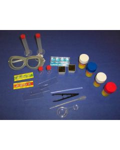 Kidder Chemistry Slide Making Kit B14245