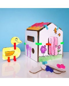 3DuxDesign Birdhouse Party 10 Pack