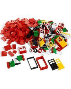 LEGO Creative Doors, Windows, & Roof Tiles Set. Code: 732222