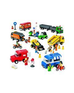 LEGO Vehicles Set - Trucks, Motorcycles, & Cars. Code: 732224