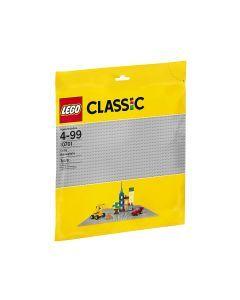 LEGO Classic Gray Baseplate. Code: 77957