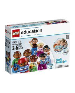 LEGO Education World People Set. Code: 89171