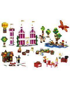 LEGO Education Sceneries Set. Code: 89306