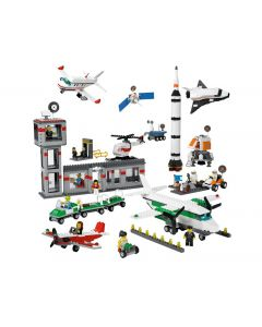 LEGO Education Space & Airport Set. Code: 89321T