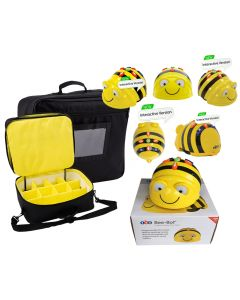 Bundle 6 Bee Bots and Hive Storage Bag
