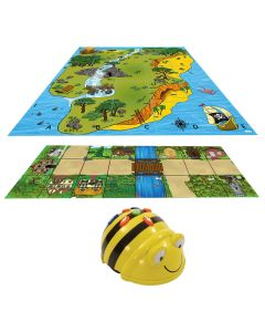 Fantasy Bundle Bee Bot with Treasure Island Mat & Fairy Tale Mat
