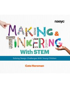 A Book on Making and Tinkering With STEM