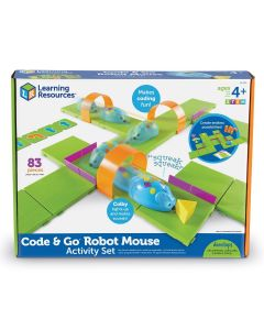 Code & Go Robot Mouse Activity Set from Learning Resources. LER 2831