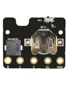 Kitronik MI:power board for the BBC micro:bit