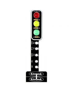 Kitronik STOP:bit - Traffic Light for BBC micro:bit