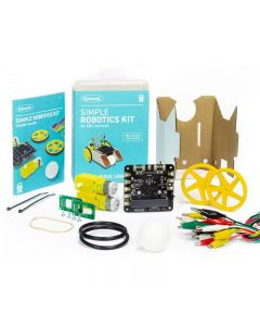 Kitronik Simple Robotics Kit for the BBC micro:bit