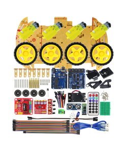 IYANGE Robot Car Kit - Arduino UNO R3 Compatible (MEGA328P), Bluetooth Controlled
