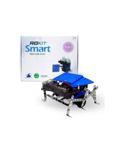Rokit Smart Robotic Kit with Smart Inventor