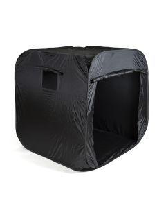 TTS Group UK Pop-Up Sensory Space Black SD10015