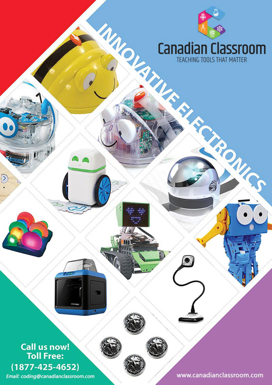 Coding and Robotics 2020 Catalogue